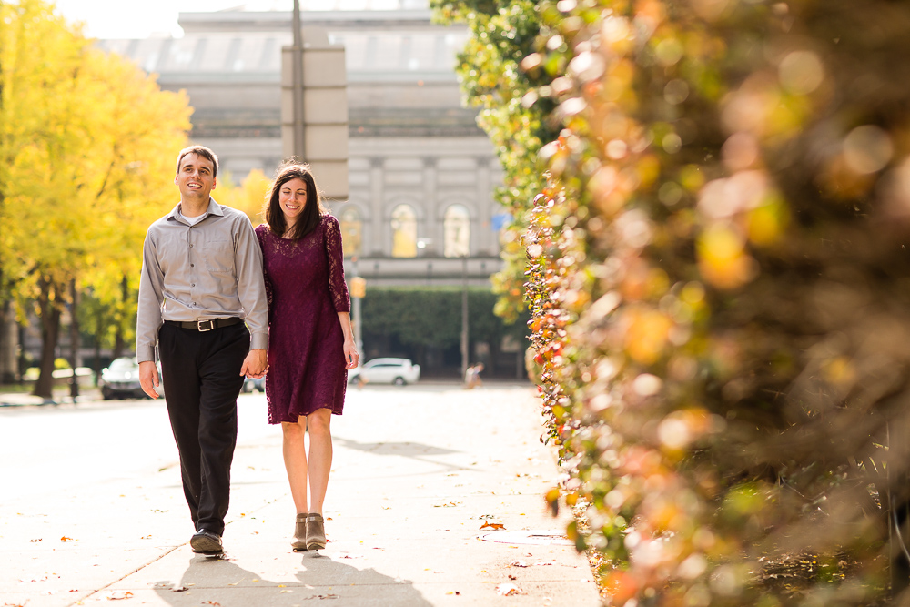 Alyssa And Tyler Pittsburgh Engagement Photographer